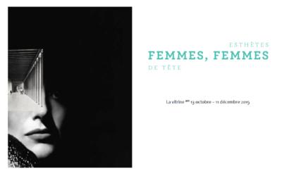 Femmes de tête, Femmes esthètes : Conversation 1