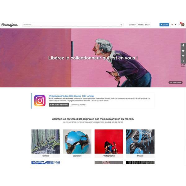 art majeur site web
